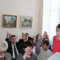 Засідання 36 сесії міської ради
