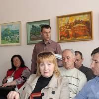 Громадські слухання щодо підвищення тарифу на проїзд у громадському транспорті