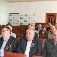 Зустріч із ліквідаторами Чорнобильської аварії