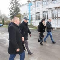 Робочий візит голови обласної державної адміністрації в м. Кременець