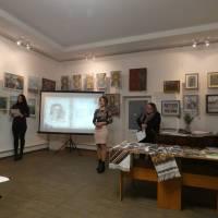 Презентація матеріалів у музеї