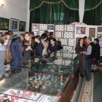 Кременецькі писанки у Дубнівському замку
