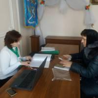 Громаду консультує представник Пенсійного фонду України