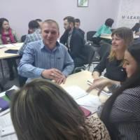 Тренінги для громад (ПрограмаULEAD з Європою / ULEAD with Europe та Центр підтримки підприємства)