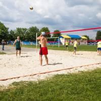 Пляжний волейбол Новосілка-Скалат