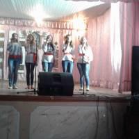 Звітний концерт будинку культури с.Старий Скалат