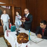 Скалат (Україна ) - Lambinowice (.Polska ).Підписання Угоди про співпрацю