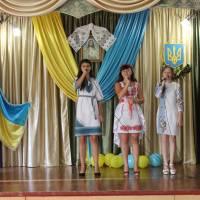 святкування Дня Незалежності України с.Новосілка