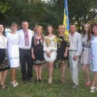святкування Дня Незалежності України с.Теклівка