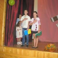 святкування Дня Незалежності України с.Криве