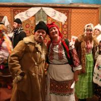 Театралізоване дійство драматичних гуртків сіл Теклівка, Магдалівка, Митниця