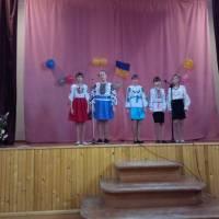 звітний концерт будинку культури села Городниця