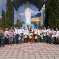 святкування Дня Незалежності України с.Городниця