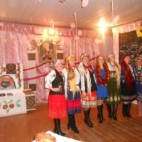 с.Остап'є 15 січня різдвяне дійство