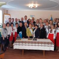 Депутати та колектив Підгаєцької міської ради  спільно з представниками  делегації  з міста Стшегом