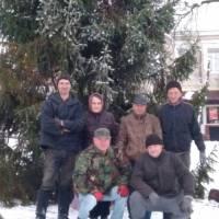 Працівники комунального підприємства Підгайці-Водоканал