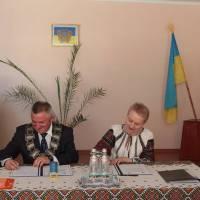 Візит делегації з міста Стшегом (Польща)