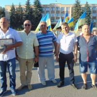 Святкові заходи до Дня незалежності України