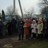 Заходи на вшанування жертв голодоморів