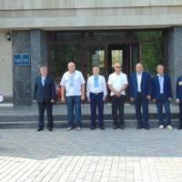 Відзначення Дня Державного Прапора України, 26-ї річниці незалежності України та 623-ї річниці Звенигородки