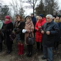 Заходи до Дня пам'яті жертв голодоморів