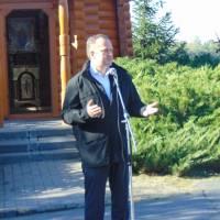 Виступає міністр екології та природних ресурсів України Остап Семерак