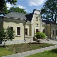 Приміщення музею Т.Г.Шевченка у с.Шевченкове