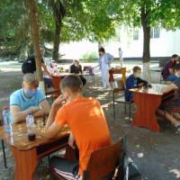 Шаховий турнір на кубок голови Звенигородської РДА