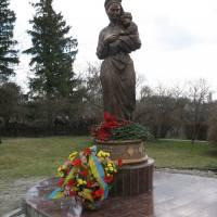 Пам'ятник Материнству с.Моринці