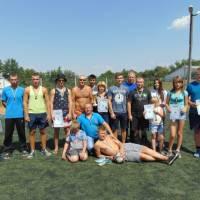 ІІІ місце на районному спортивному змаганні здобула команда із Чичиркозівки
