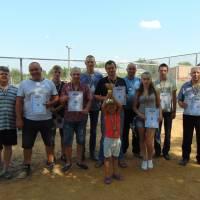 ІІ місце здобула команда із Шевченкового