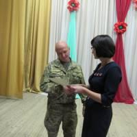 Місія нагородження учасників АТО з нагоди відзначення Дня захисника України