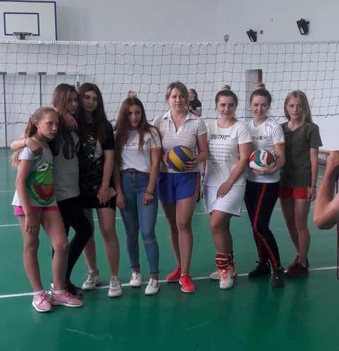 На Уманщині відбувся Чемпіонат з волейболу серед жіночих команд