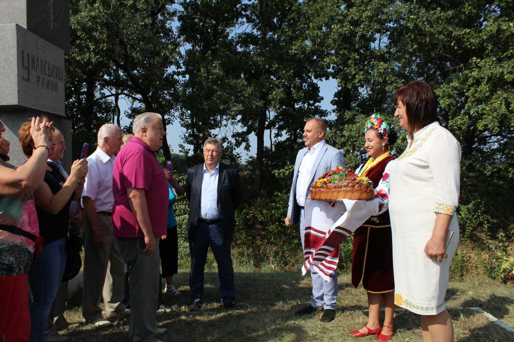Уманщину відвідала делегація ГО «Черкаське земляцтво «Шевченків край»