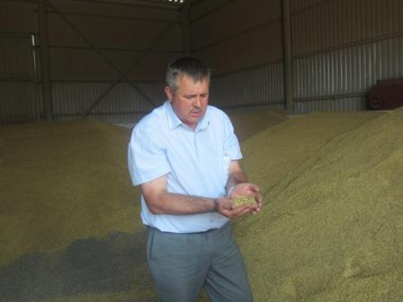 Підприємцю з Уманщини присвоєно звання «Заслужений працівник сільського господарства України»
