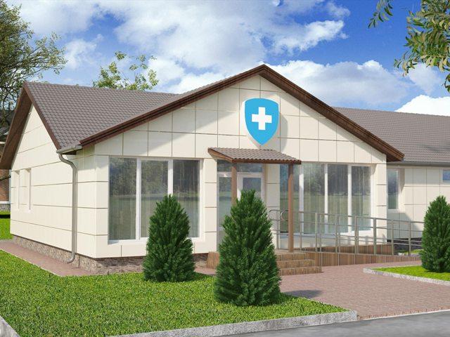 На Уманщині побудують 4 нові сучасні амбулаторії