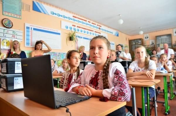 Діджиталізація освітнього процесу на Черкащині