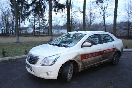 На Уманщині сільська амбулаторія отримала новий автомобіль