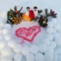 Зимове кохання (с. Гереженівка)