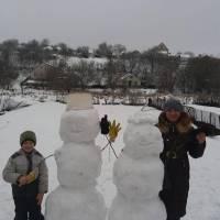 Друзі сніговики (м. Умань)