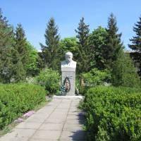 Пам'ятник Т.Г.Шевченку с.  Москаленки