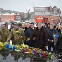 День Збройних Сил України. День місцевого самоврядування та Міжнародний день волонтерів.
