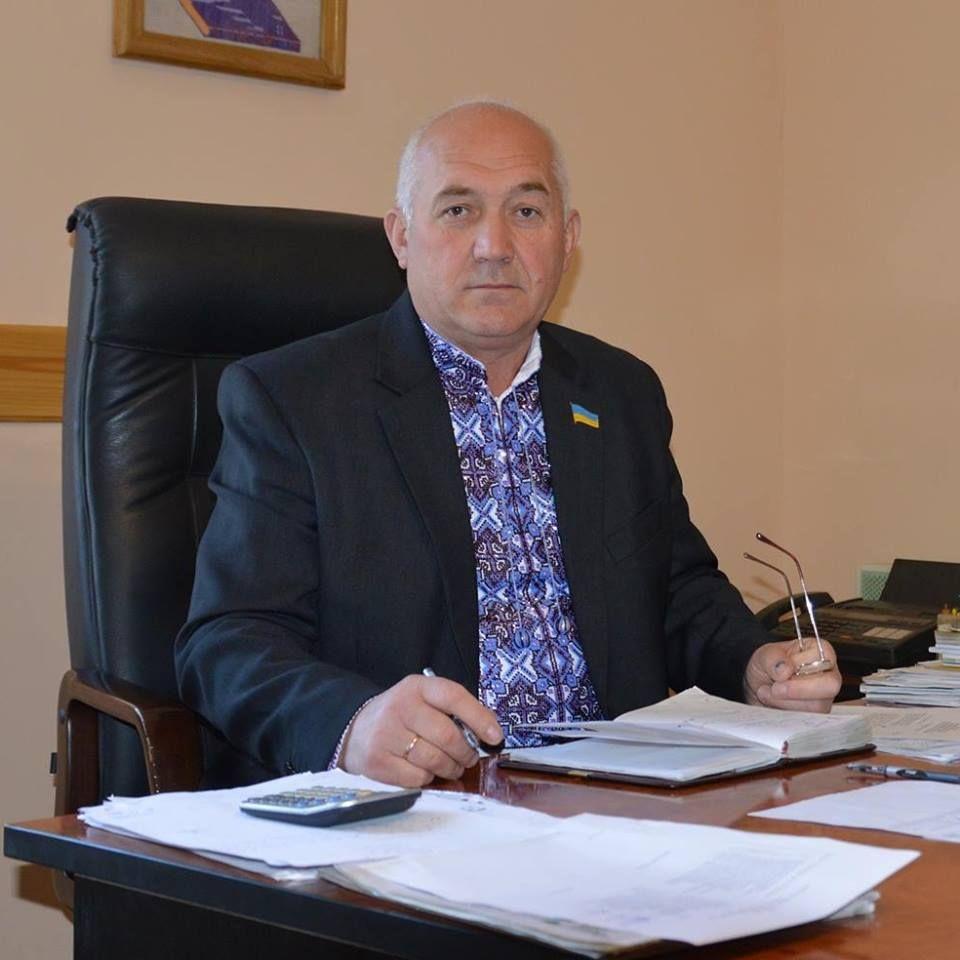 Перч Микола Партенійович