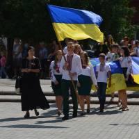 23 серпня 2018 - День Державного Прапора України