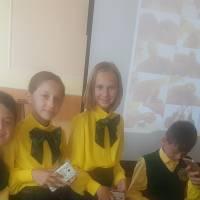 Тиждень біології  у НВК «Вашківецька гімназія ім. І.Бажанського»з 17 по 21 вересня 2018 року