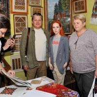 Гості зі сходу знайомляться з Вашківецькою громадою
