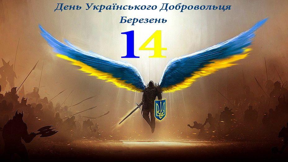 Картинки по запросу День українського добровольця