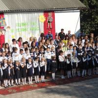 Сокирянська гімназія 1