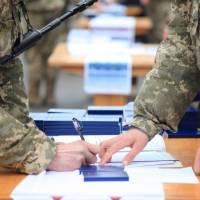 Прийняття на військову службу за контрактом осіб офіцерського складу.