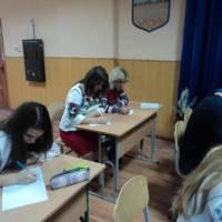 День української писемності у Сокирянській гімназії